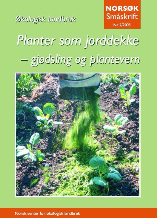 Planter Som Jorddekke