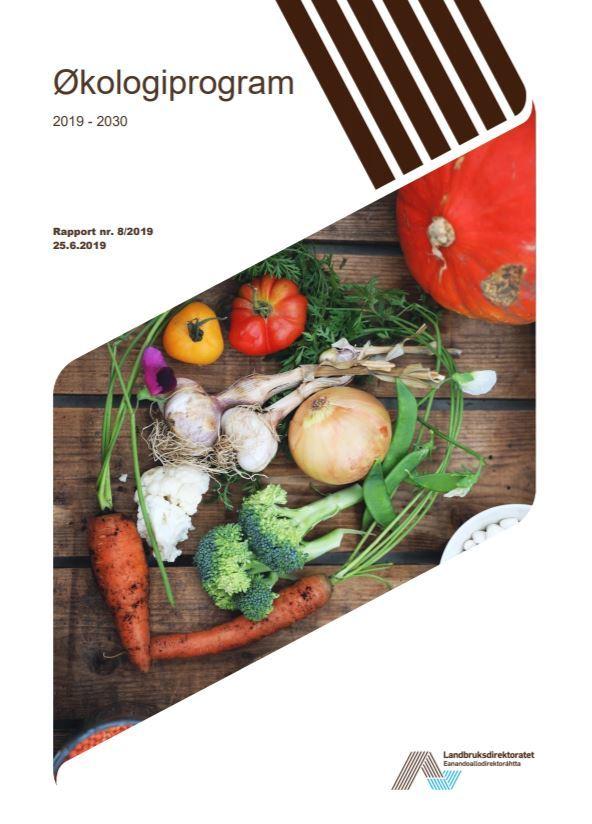 Økologiprogrammet 2019 2030
