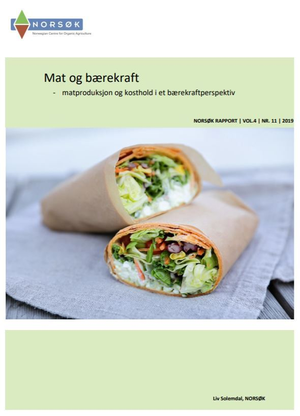 Mat Og Bærekraft Rapport