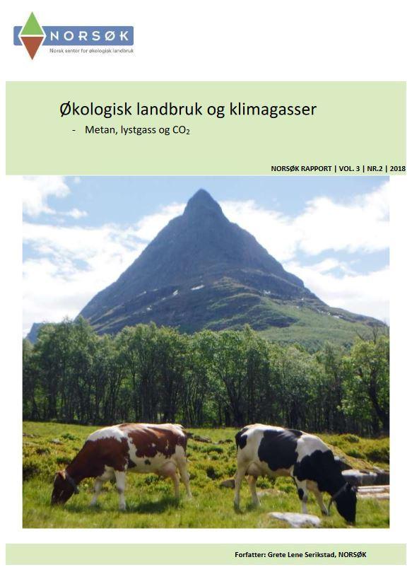 Rapport Om Landbruk Og Klimagasser