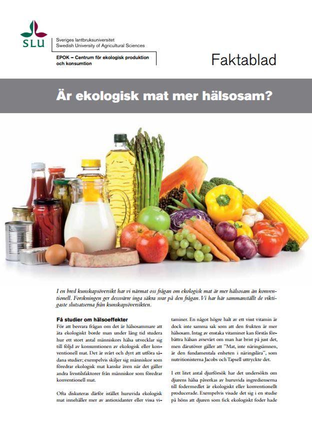 Slu Økologisk Mat