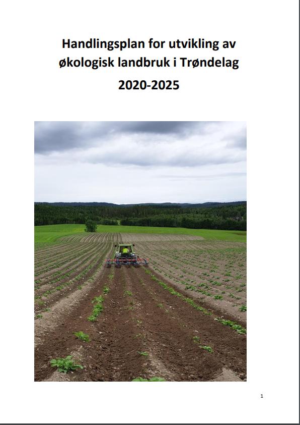 Trøndelag Handlingsplan