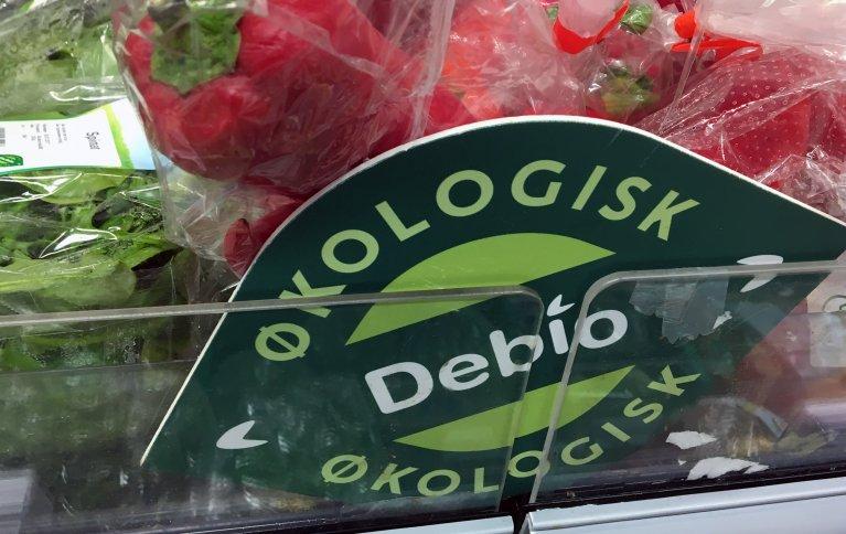 Mengden av norskproduserte, økologiske grønnsaker økte i fjor, sammenlignet med året før. Foto: Anita Land