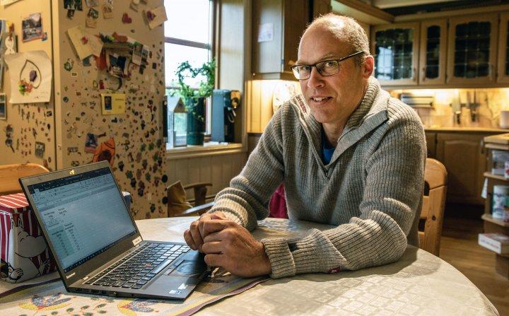 Sverre Lang Ree Foto Morten Berntsen
