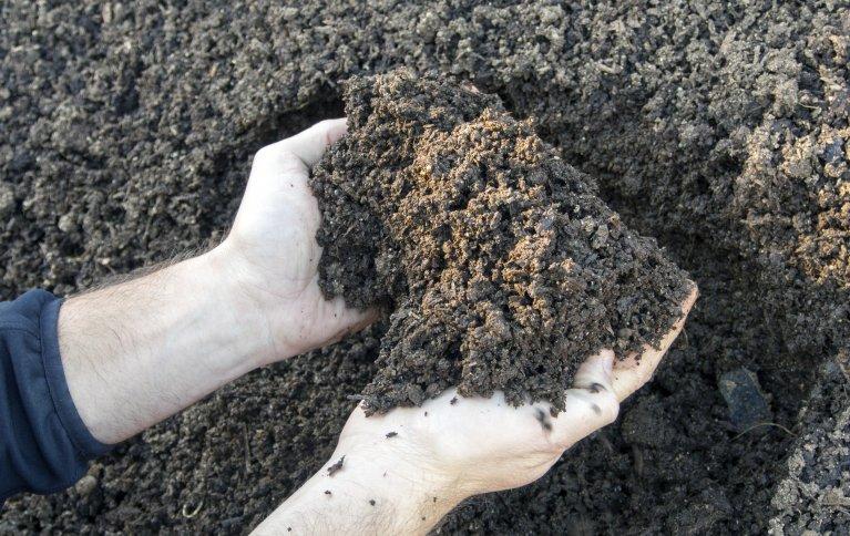 Heldigvis er det tilstrekkelig mye fosfor i storsamfunnets avfallsprodukter til at vi kan unngå en fremtidig fosforkrise . Foto: Erik Joner