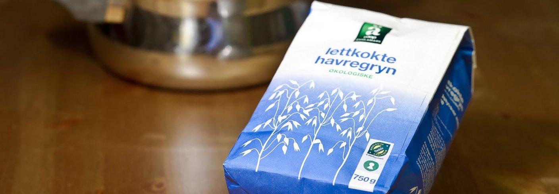 Selv om det i Norge også er et mål om økt økologisk forbruk, er ikke målet knyttet spesielt til offentlige storhusholdninger. Foto: Debio