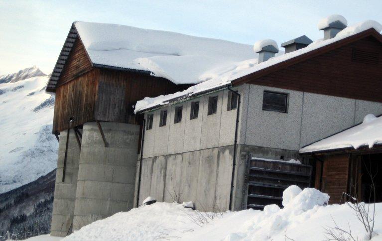 Tårnsilo. Foto: Rose Bergslid, NORSØK