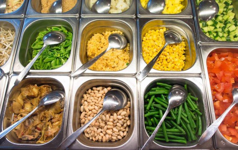 Matvalget vårt påvirker klimaet. Foto: Debio