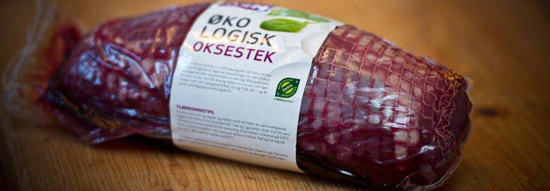 Økologisk melk og kjøtt inneholder omlag 50% mer ernæringsmessig gunstige omega 3-fettsyrer enn konvensjonelt produserte produkt. Foto: Debio