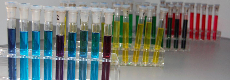 DNA prøver i laboratorium. Foto: Svein Solberg