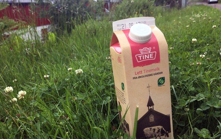 Økologisk Melk